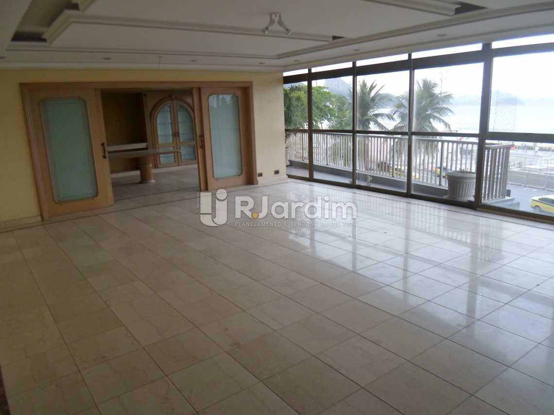 living - Compra Venda Avaliação Imóveis Apartamento Copacabana 3 Quartos - LAAP30798 - 3