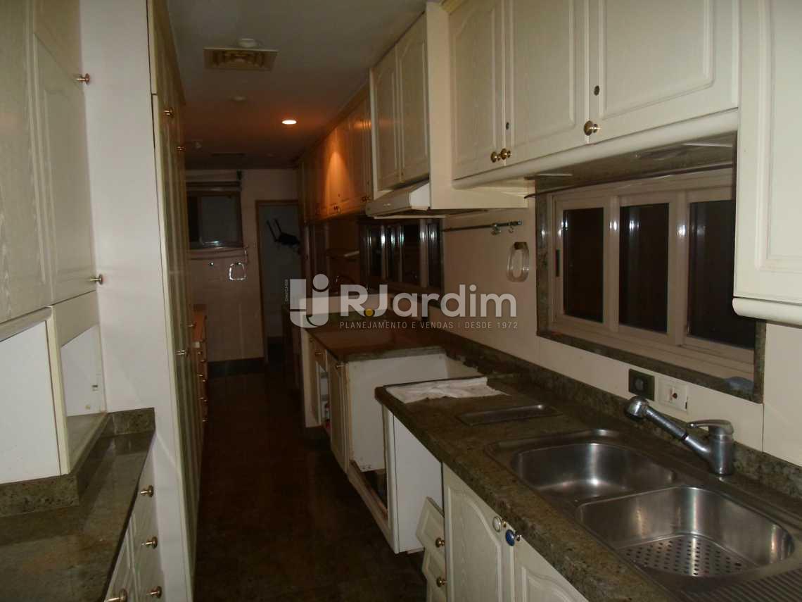 cozinha - Compra Venda Avaliação Imóveis Apartamento Copacabana 3 Quartos - LAAP30798 - 14