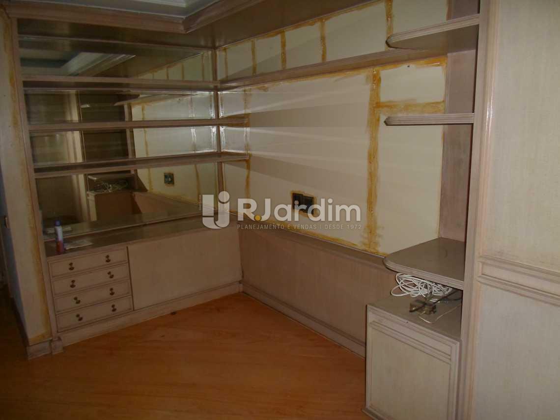 closet/escritório - Compra Venda Avaliação Imóveis Apartamento Copacabana 3 Quartos - LAAP30798 - 17