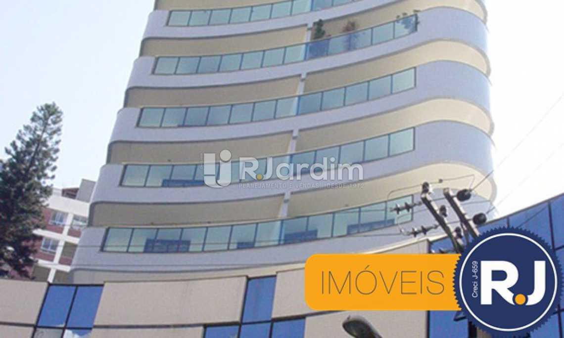Empreendimento - Imóveis Aparthotel Compra e Venda Copacabana 1 Quarto - LAAP10136 - 1