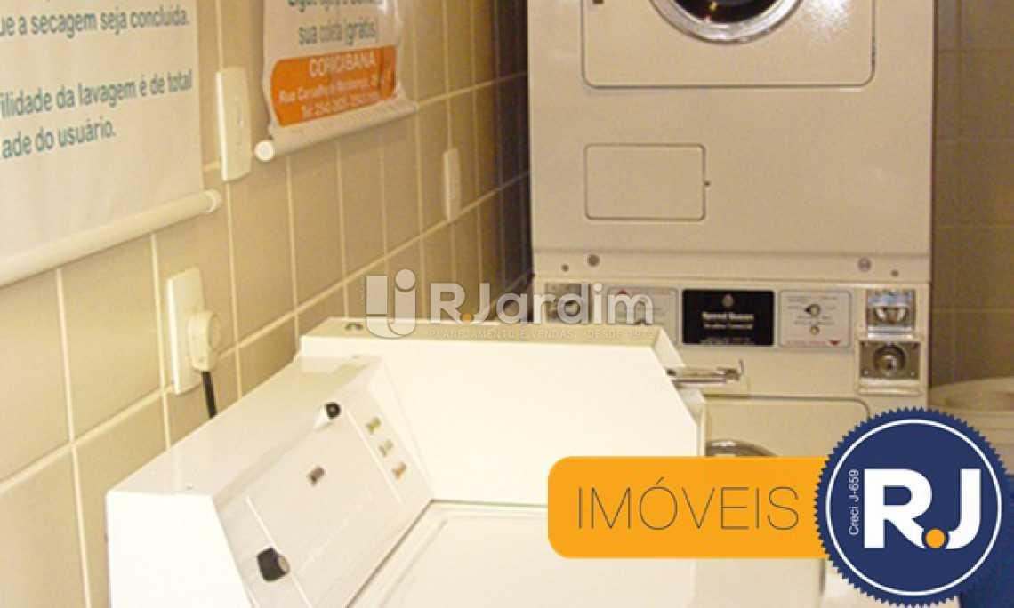 lavanderia - Imóveis Aparthotel Compra e Venda Copacabana 1 Quarto - LAAP10136 - 4