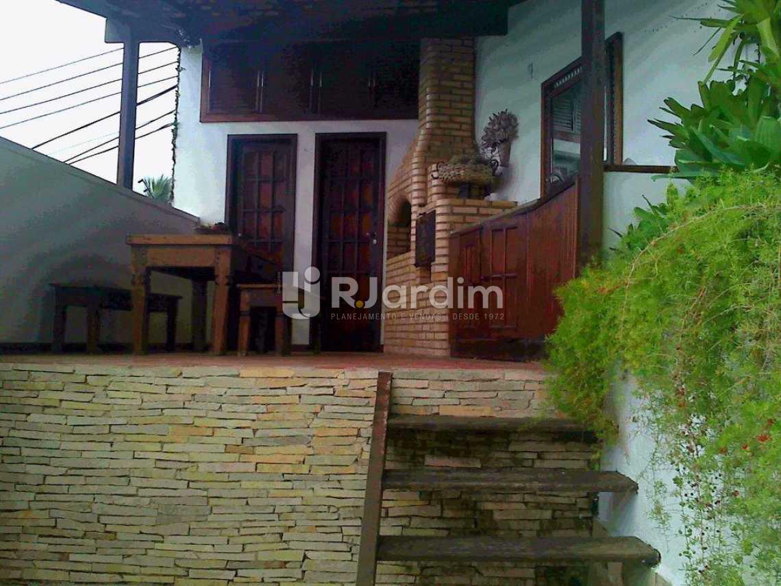 área social  - Casa em Condominio À VENDA, São Conrado, Rio de Janeiro, RJ - LACN50004 - 7
