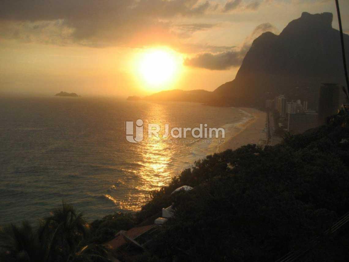 vista /por do sol - Casa em Condominio À VENDA, São Conrado, Rio de Janeiro, RJ - LACN50004 - 27