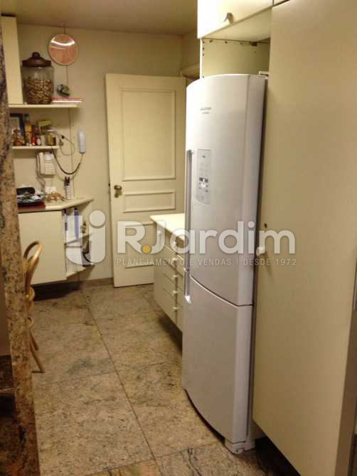Copa cozinha - Apartamento À VENDA, Leblon, Rio de Janeiro, RJ - LAAP40353 - 25