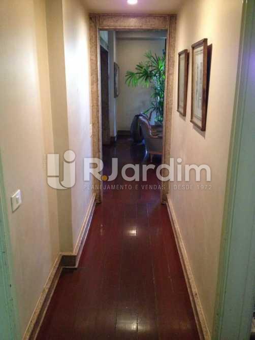 circulação - Apartamento À VENDA, Leblon, Rio de Janeiro, RJ - LAAP40353 - 11