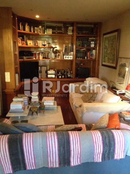 home teather - Apartamento à venda Avenida Borges de Medeiros,Leblon, Zona Sul,Rio de Janeiro - R$ 7.500.000 - LAAP40353 - 12