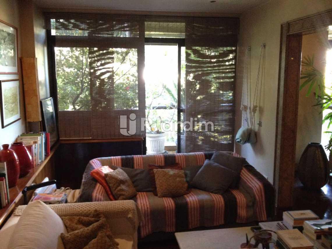 living - Apartamento à venda Avenida Borges de Medeiros,Leblon, Zona Sul,Rio de Janeiro - R$ 7.500.000 - LAAP40353 - 7
