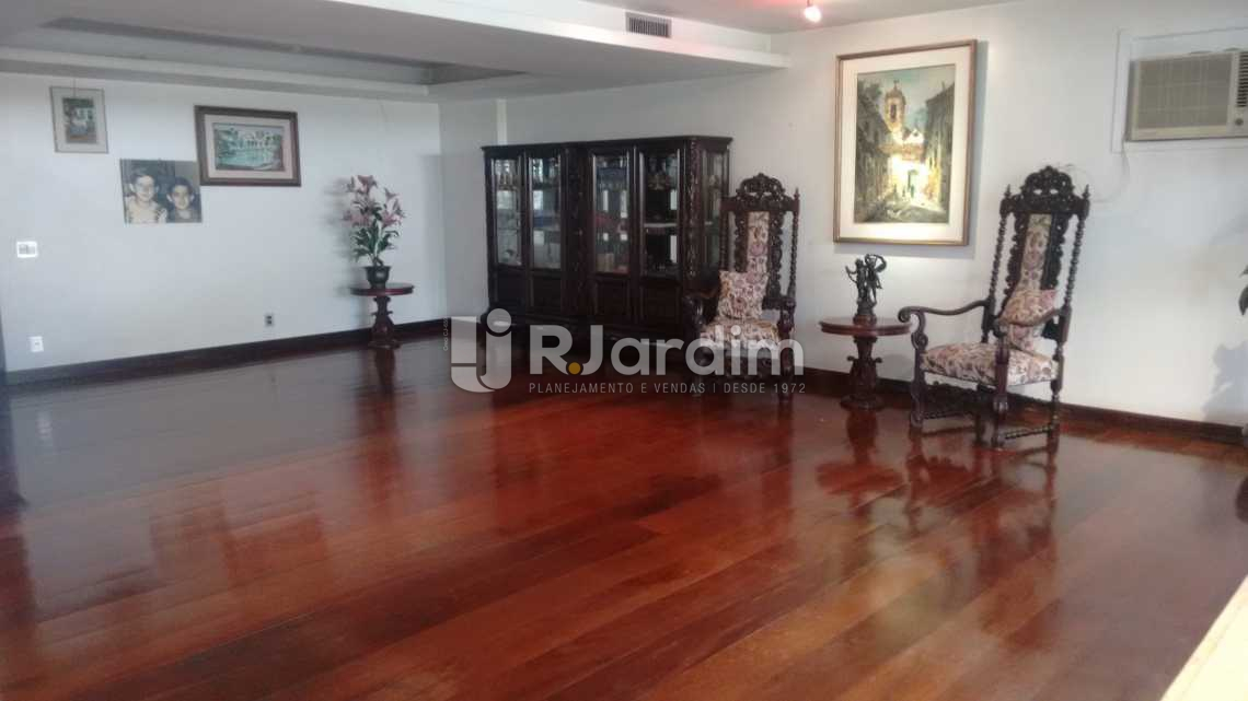 Sala  - Apartamento À VENDA, Lagoa, Rio de Janeiro, RJ - LAAP40356 - 7