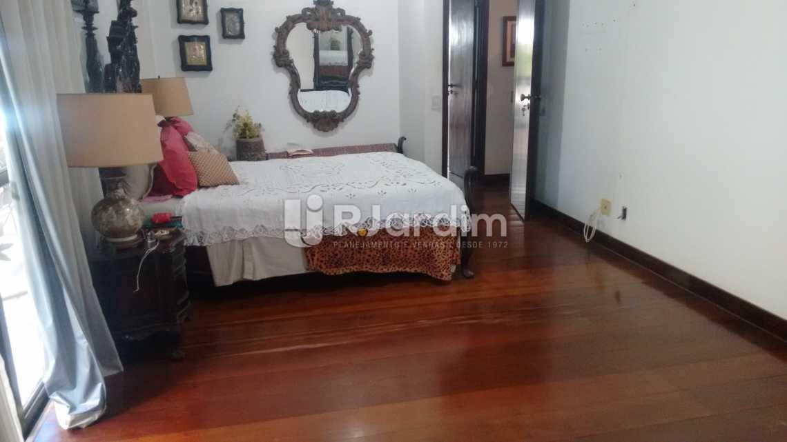 Suíte Master  - Apartamento À VENDA, Lagoa, Rio de Janeiro, RJ - LAAP40356 - 18
