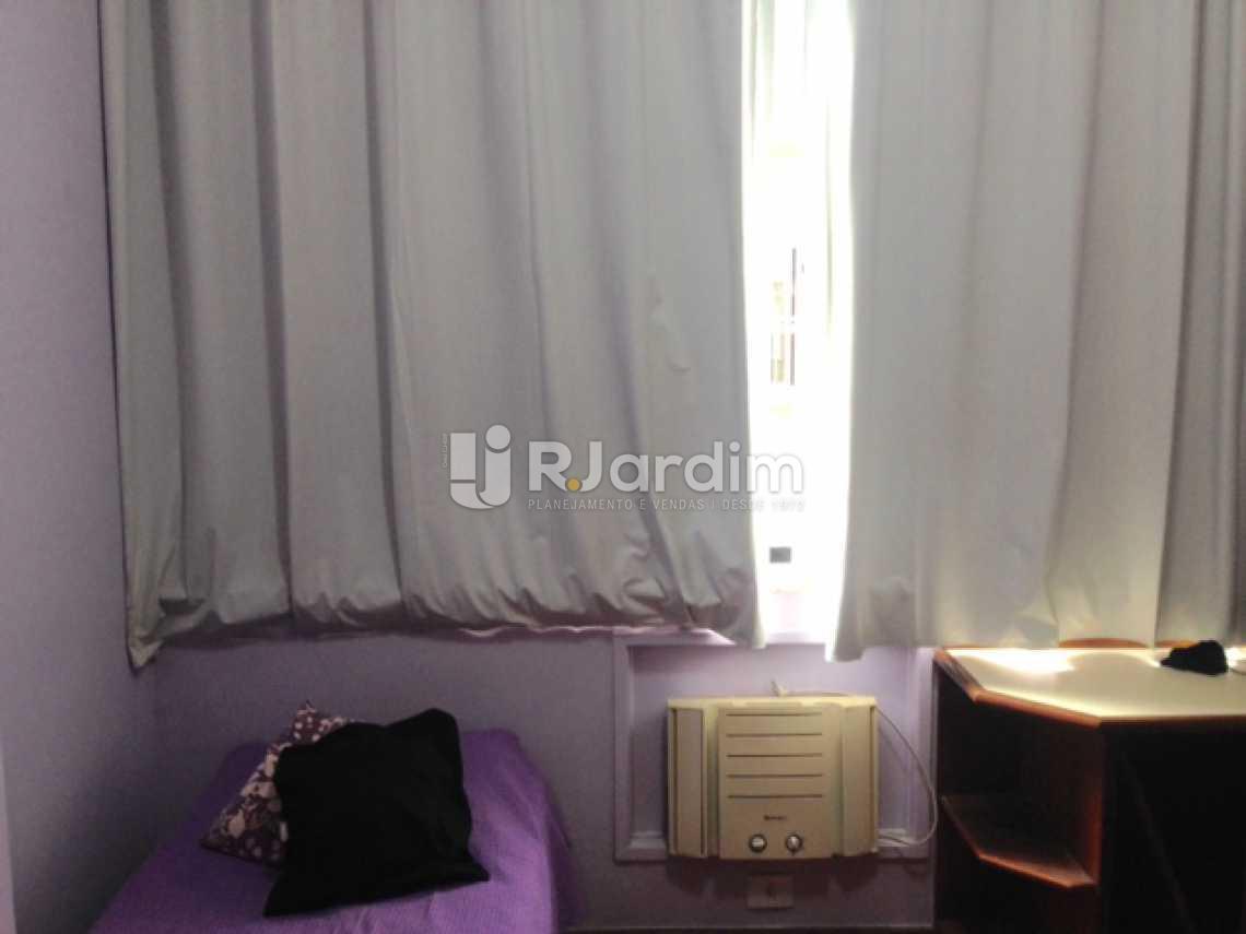 Quarto 1 - Apartamento à venda Rua Lópes Quintas,Jardim Botânico, Zona Sul,Rio de Janeiro - R$ 1.000.000 - LAAP30807 - 8