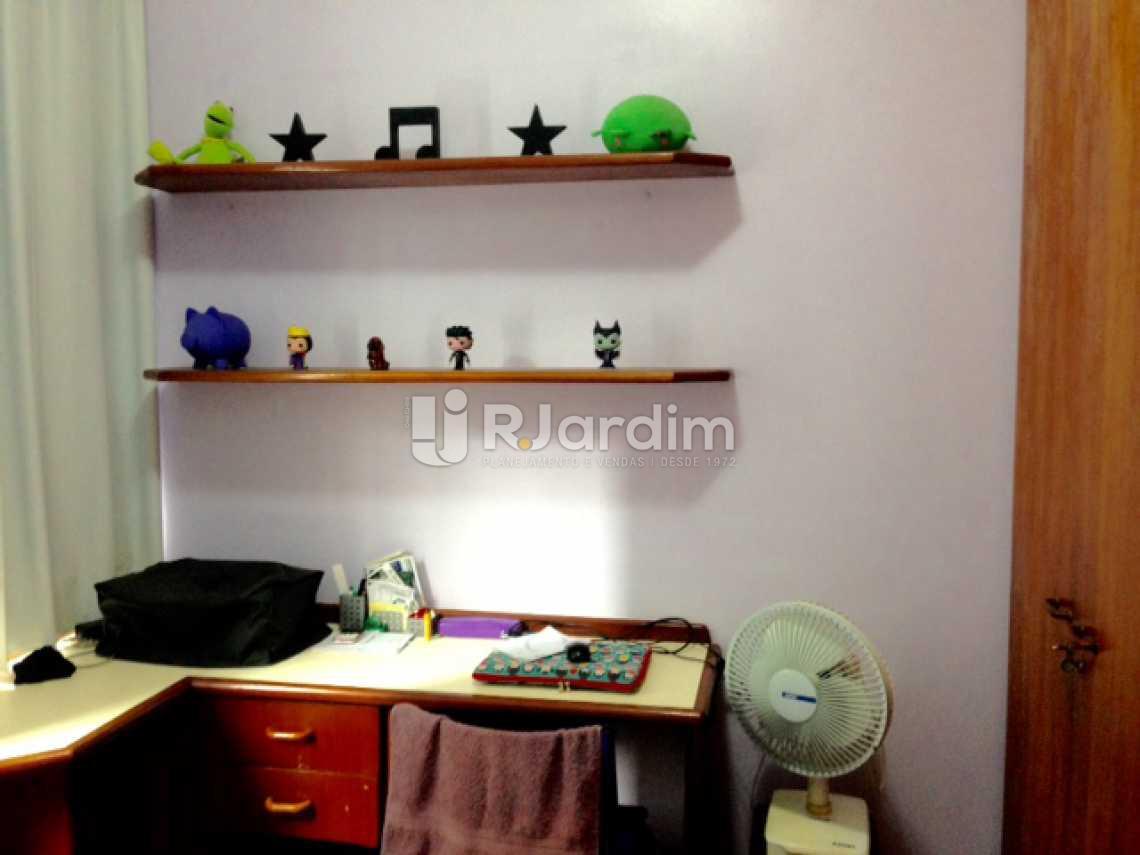 Quarto 1 - Apartamento à venda Rua Lópes Quintas,Jardim Botânico, Zona Sul,Rio de Janeiro - R$ 1.000.000 - LAAP30807 - 9