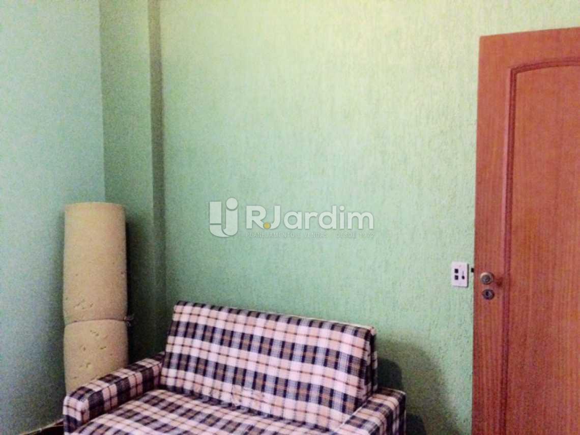 Quarto 3 - Apartamento à venda Rua Lópes Quintas,Jardim Botânico, Zona Sul,Rio de Janeiro - R$ 1.000.000 - LAAP30807 - 16