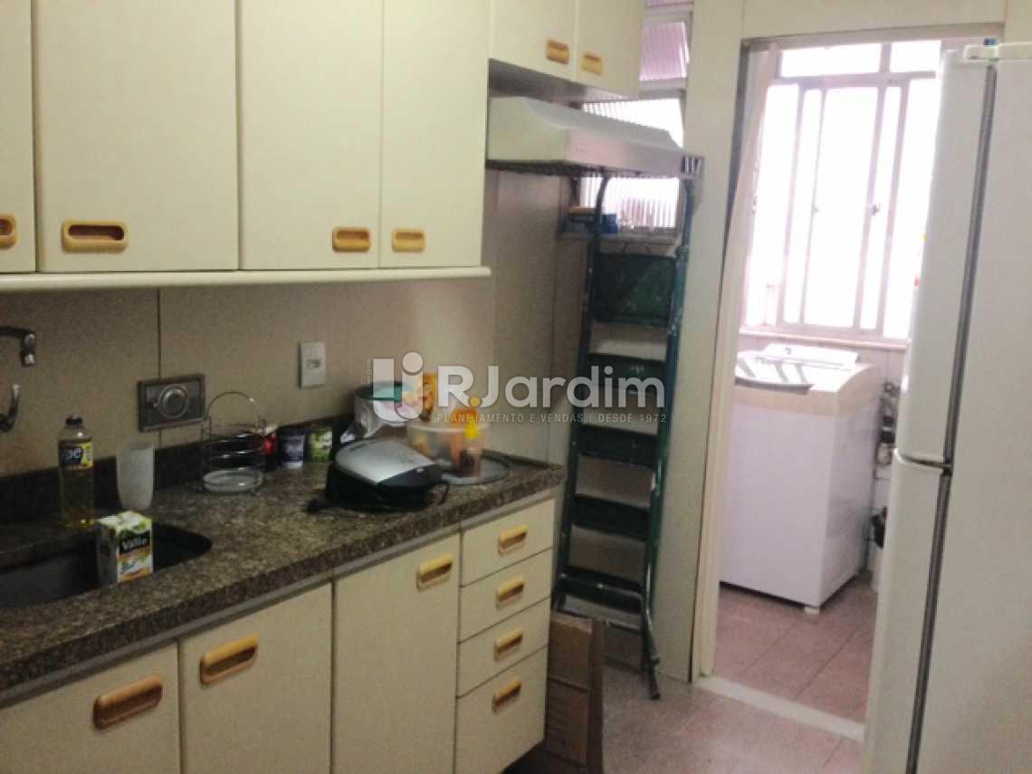 Cozinha - Apartamento à venda Rua Lópes Quintas,Jardim Botânico, Zona Sul,Rio de Janeiro - R$ 1.000.000 - LAAP30807 - 20