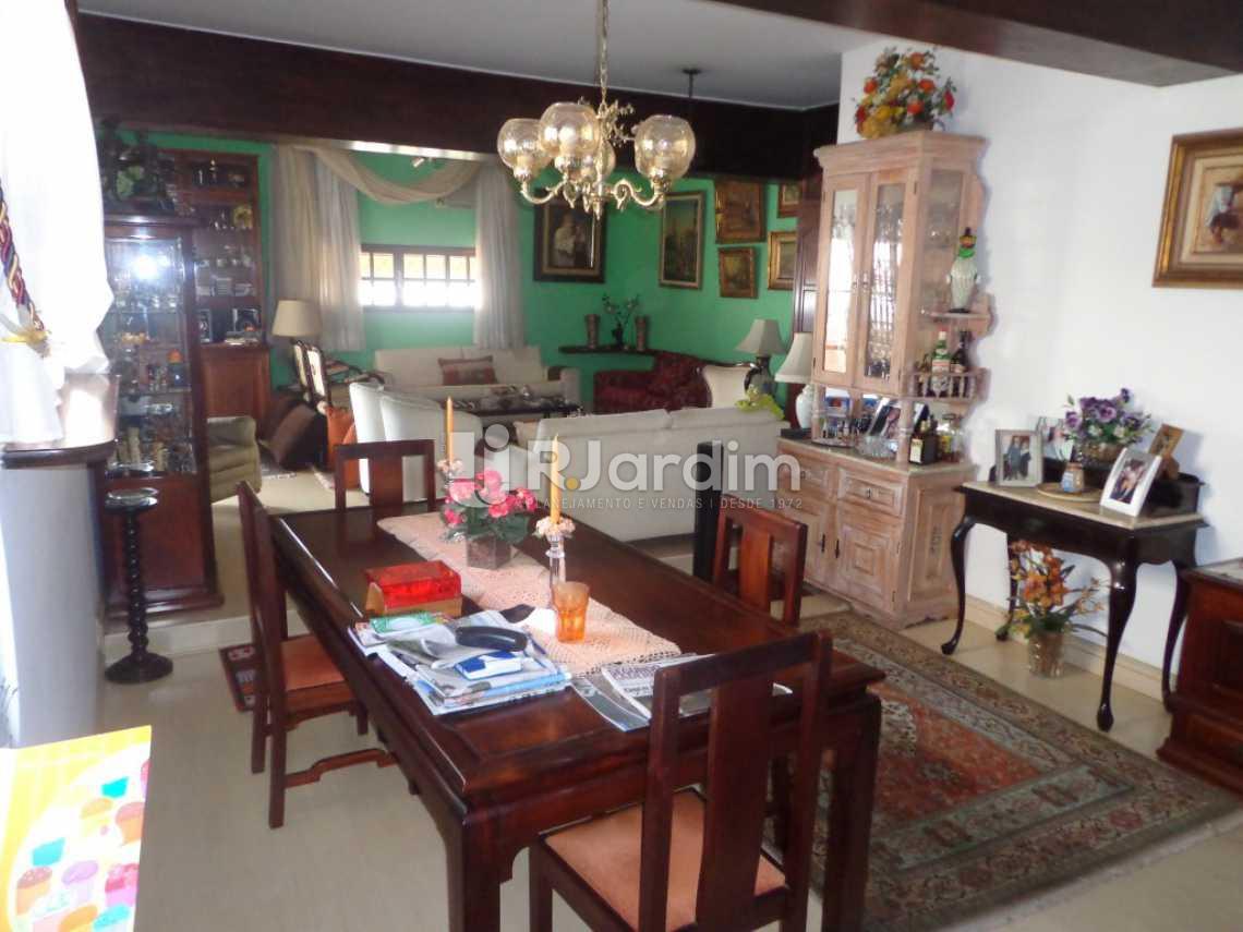 sala de jantar - Cobertura À VENDA, Copacabana, Rio de Janeiro, RJ - LACO30114 - 1