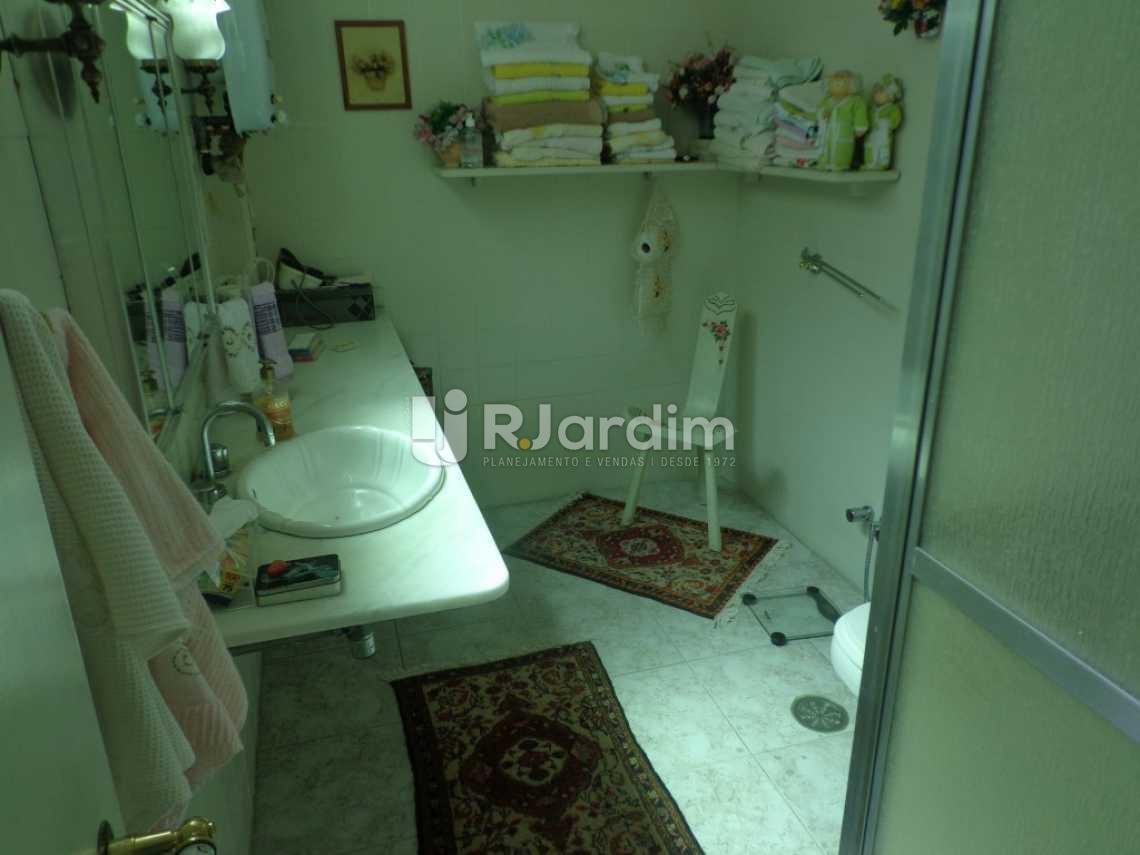 banheiro social - Cobertura À VENDA, Copacabana, Rio de Janeiro, RJ - LACO30114 - 15