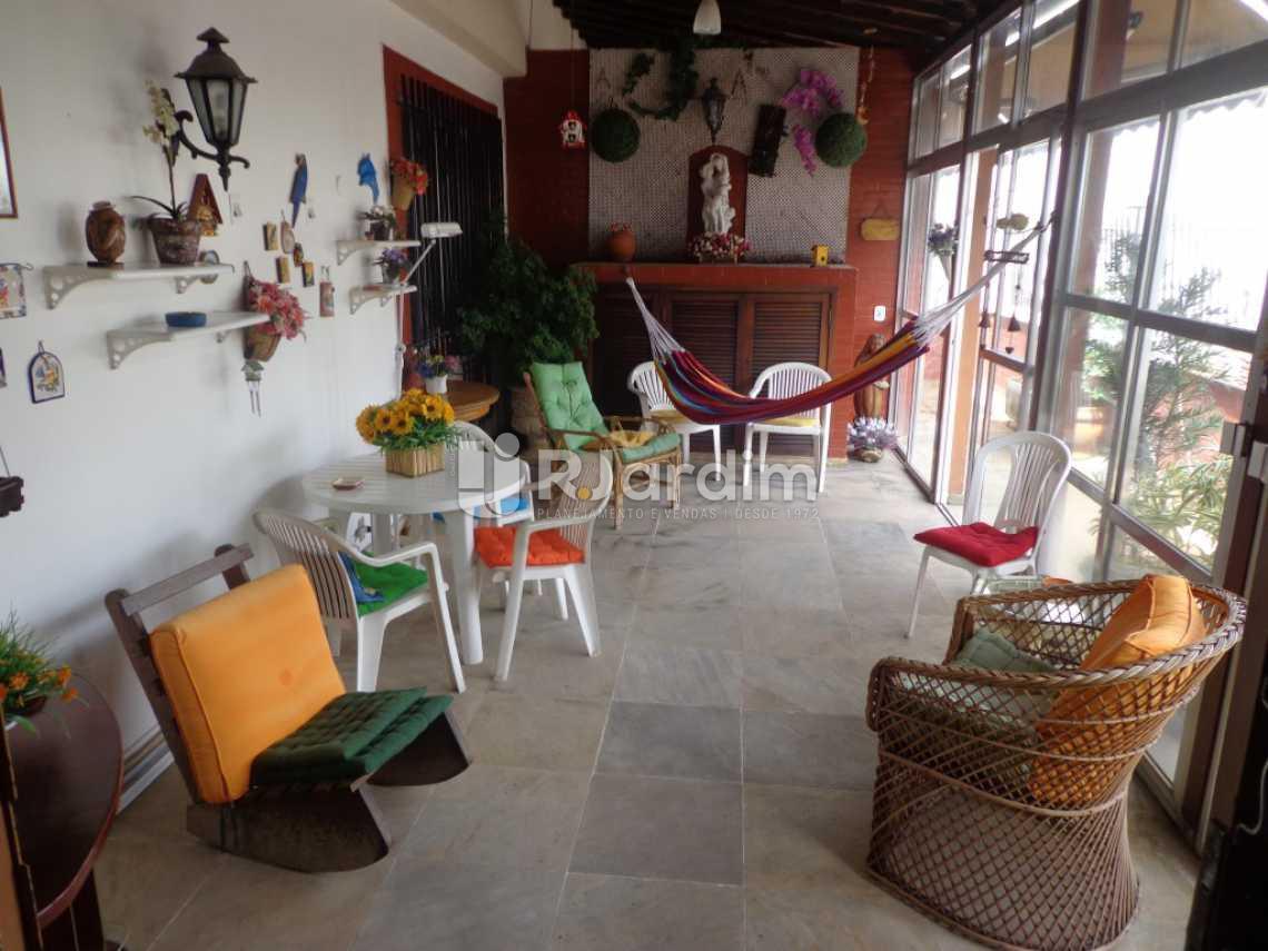 área externa - Cobertura À VENDA, Copacabana, Rio de Janeiro, RJ - LACO30114 - 18