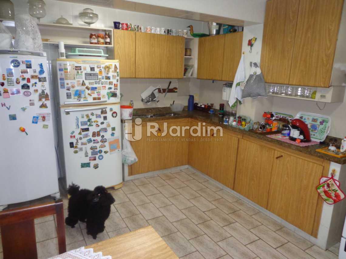 copa - cozinha - Cobertura À VENDA, Copacabana, Rio de Janeiro, RJ - LACO30114 - 16