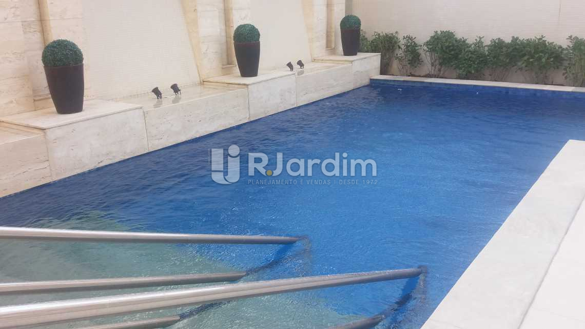 Piscina - Apartamento À VENDA, Ipanema, Rio de Janeiro, RJ - LAAP20572 - 14