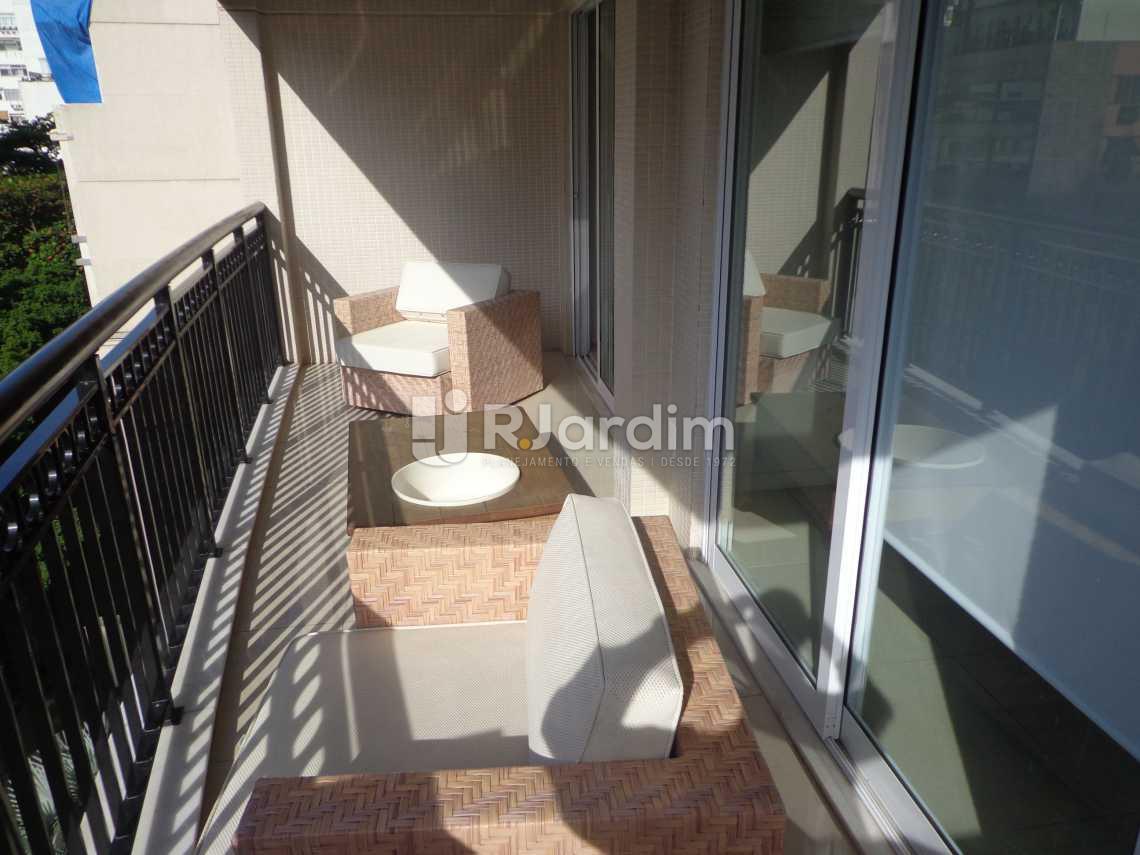 Varanda - Apartamento À VENDA, Ipanema, Rio de Janeiro, RJ - LAAP20572 - 3