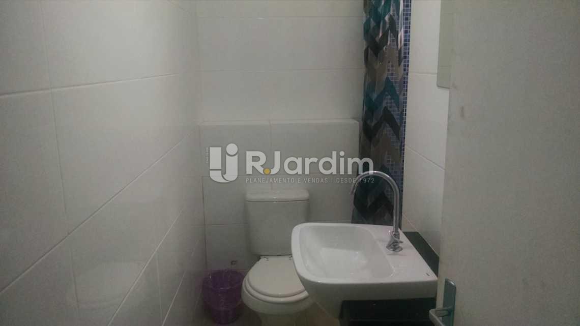 banheiro - Casa 5 Quartos Copacabana Zona Sul Rio de Janeiro RJ - LACC50002 - 22