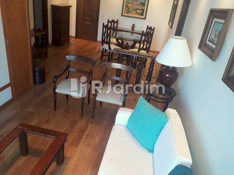 sala - Compra Venda Avaliação Imóveis Apartamento Lagoa 3 Quartos - LAAP30831 - 4