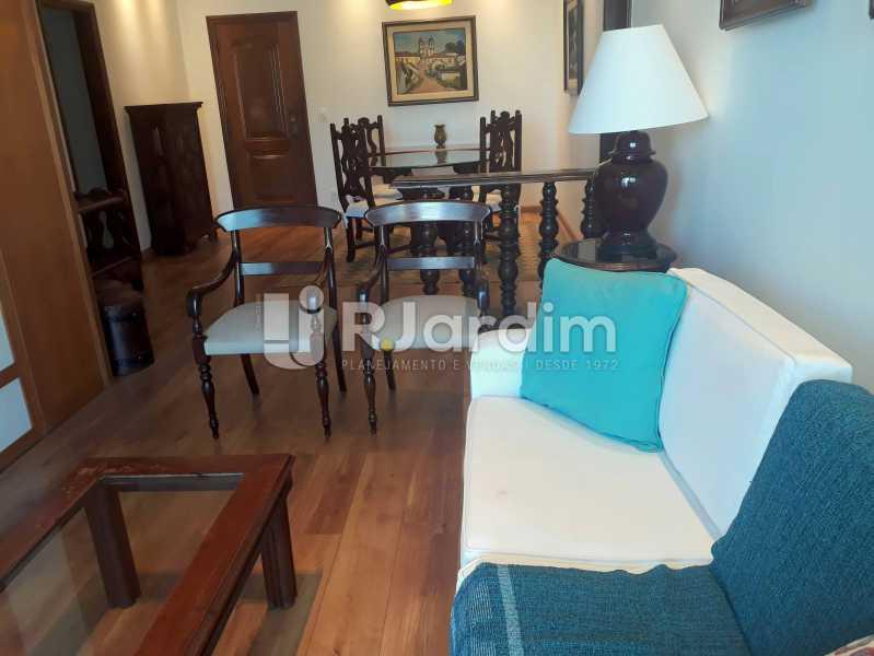 sala - Compra Venda Avaliação Imóveis Apartamento Lagoa 3 Quartos - LAAP30831 - 5