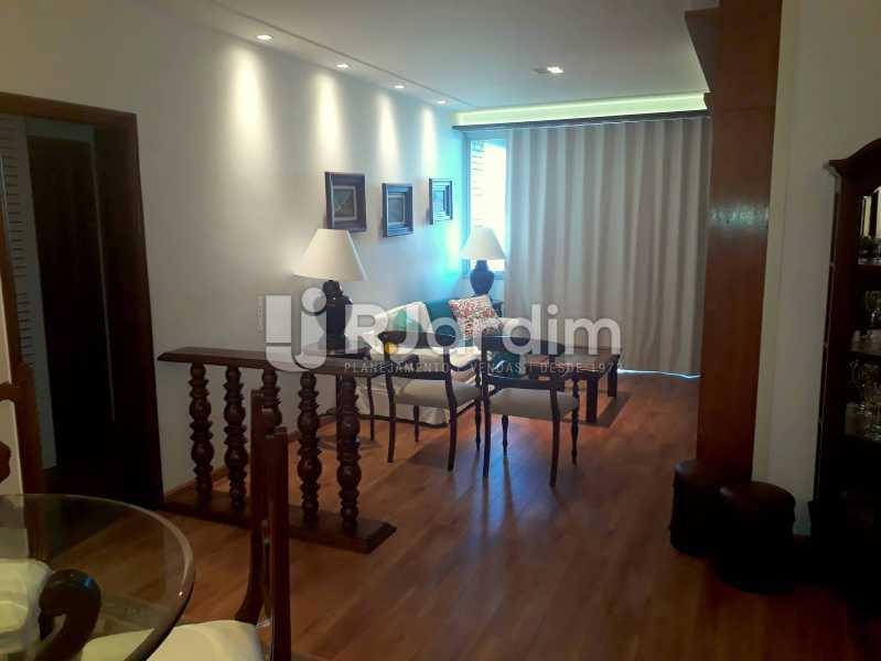 sala - Compra Venda Avaliação Imóveis Apartamento Lagoa 3 Quartos - LAAP30831 - 7