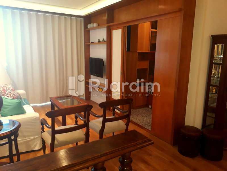 sala - Compra Venda Avaliação Imóveis Apartamento Lagoa 3 Quartos - LAAP30831 - 8
