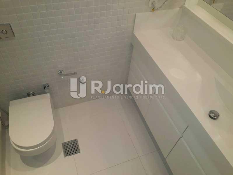 banheiro / suite Master - Compra Venda Avaliação Imóveis Apartamento Lagoa 3 Quartos - LAAP30831 - 19