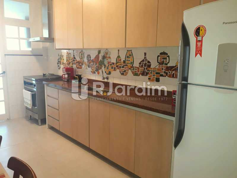 cozinha - Compra Venda Avaliação Imóveis Apartamento Lagoa 3 Quartos - LAAP30831 - 25