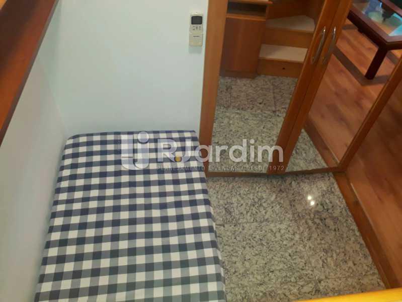 suíte - Compra Venda Avaliação Imóveis Apartamento Lagoa 3 Quartos - LAAP30831 - 21