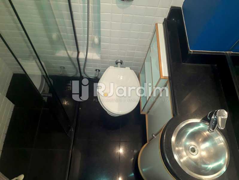 banheiro /suíte - Compra Venda Avaliação Imóveis Apartamento Lagoa 3 Quartos - LAAP30831 - 23