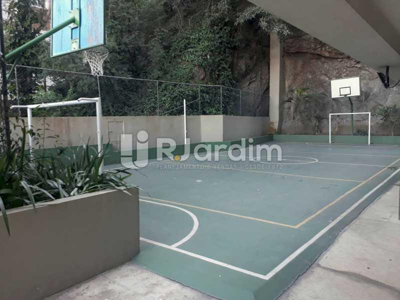 quadra  - Compra Venda Avaliação Imóveis Apartamento Lagoa 3 Quartos - LAAP30831 - 29