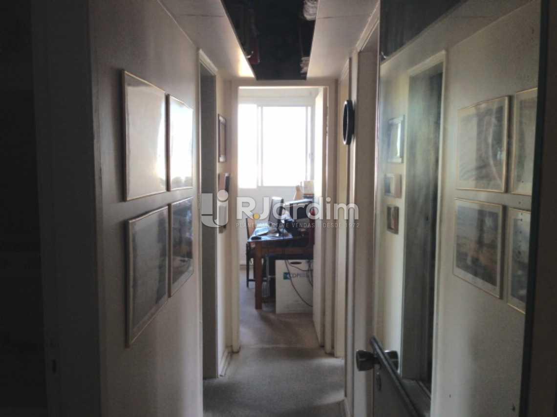 Circulação - Compra Venda Avaliação Imóveis Apartamento Lagoa 3 Quartos - LAAP30823 - 9