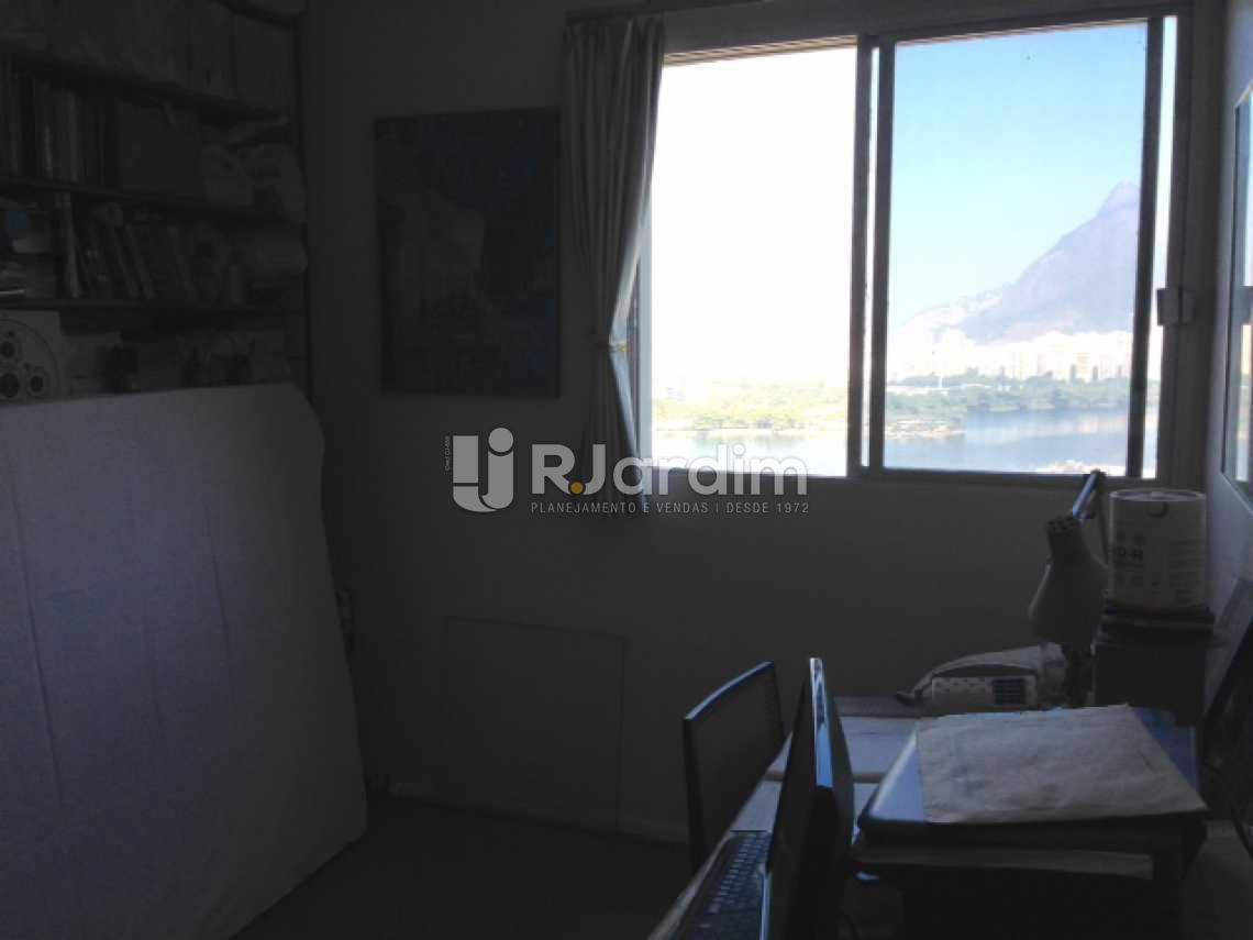 Quarto 3 - Compra Venda Avaliação Imóveis Apartamento Lagoa 3 Quartos - LAAP30823 - 15
