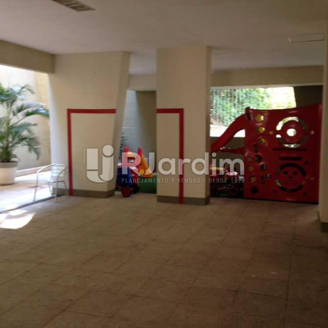 Playground - Compra Venda Avaliação Imóveis Apartamento Lagoa 3 Quartos - LAAP30823 - 25