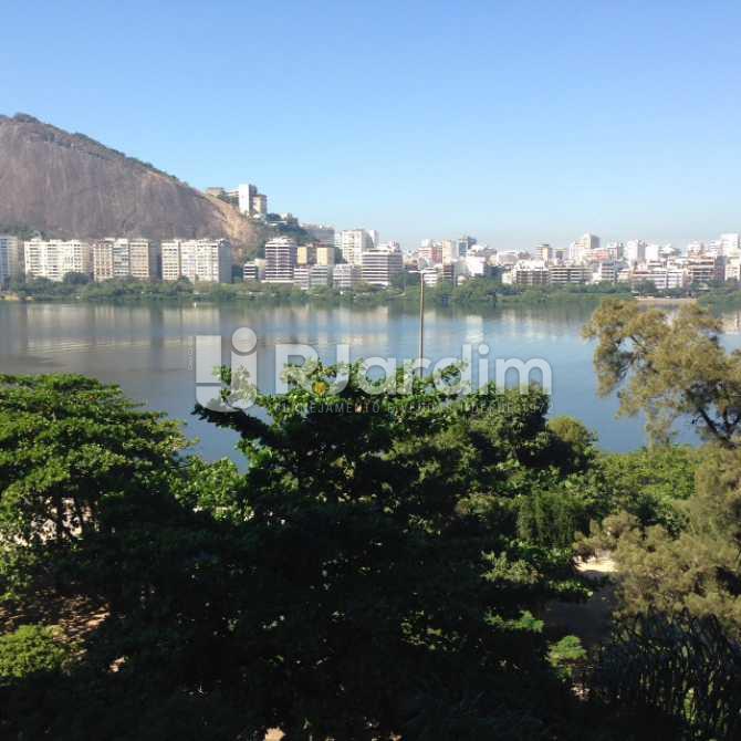 Vista do Playground - Compra Venda Avaliação Imóveis Apartamento Lagoa 3 Quartos - LAAP30823 - 29