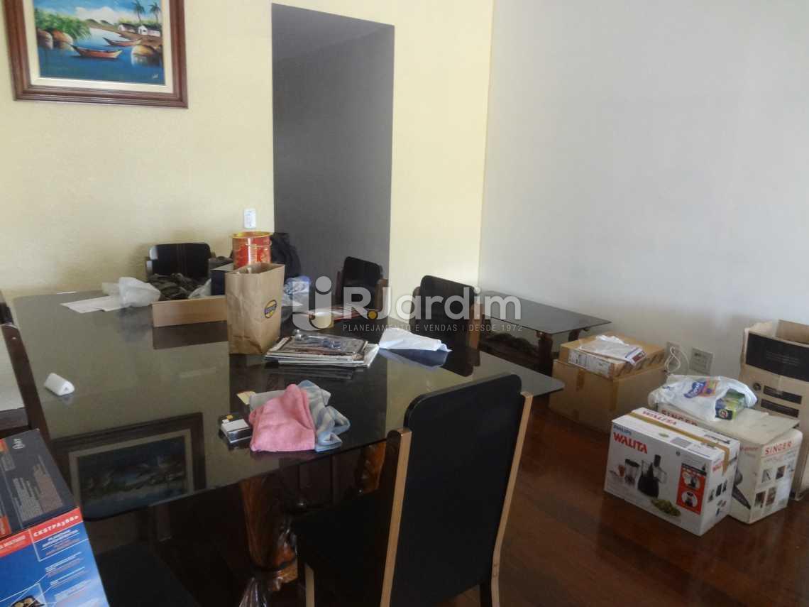 Detalhe da sala - Compra Venda Avaliação Imóveis Apartamento Gávea 3 Quartos - LAAP30824 - 6
