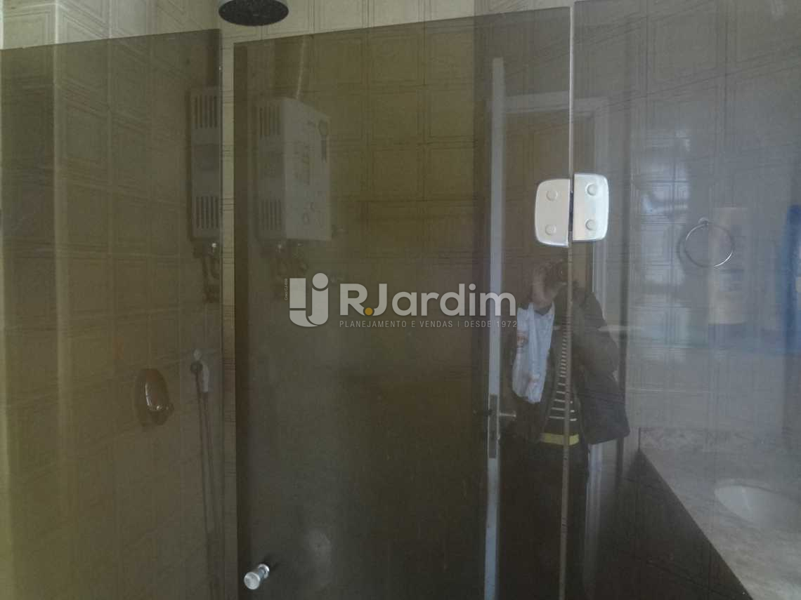 Banheiro da suíte 2 - Compra Venda Avaliação Imóveis Apartamento Gávea 3 Quartos - LAAP30824 - 13