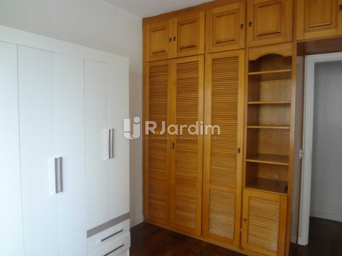 Quarto 3 - Compra Venda Avaliação Imóveis Apartamento Gávea 3 Quartos - LAAP30824 - 15