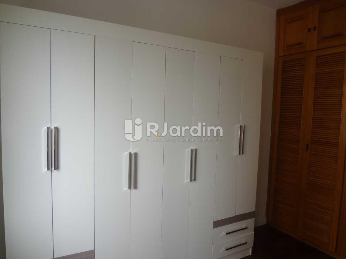 Quarto 4 - Compra Venda Avaliação Imóveis Apartamento Gávea 3 Quartos - LAAP30824 - 16