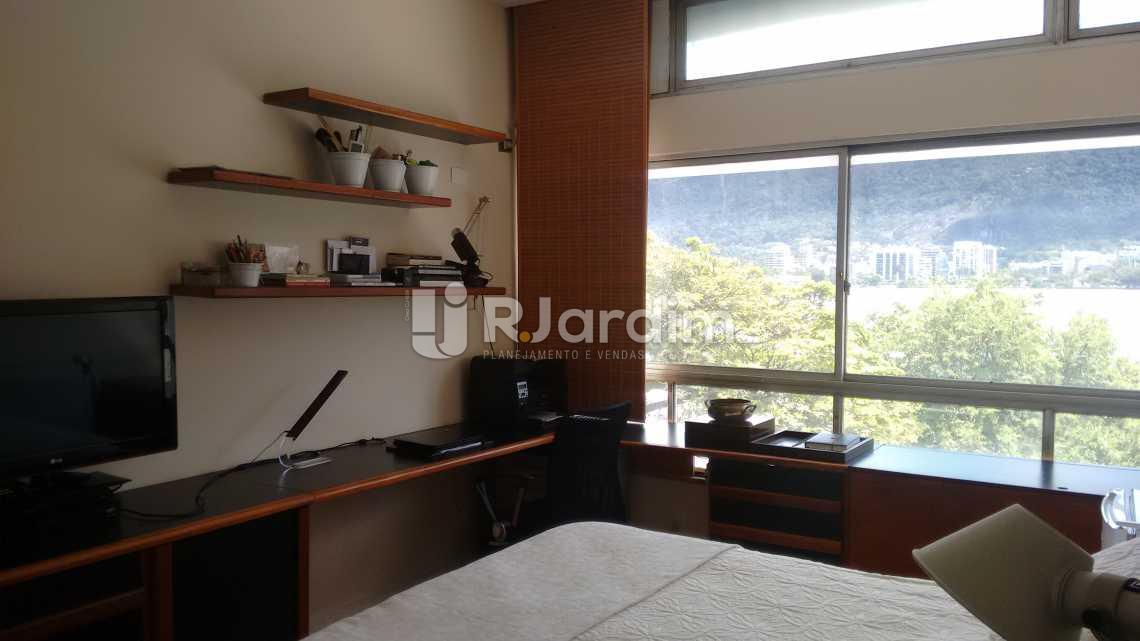 quarto / frontal - Apartamento Padrão / 4 Quartos / Lagoa / Zona sul / Rio de Janeiro RJ - LAAP40370 - 16