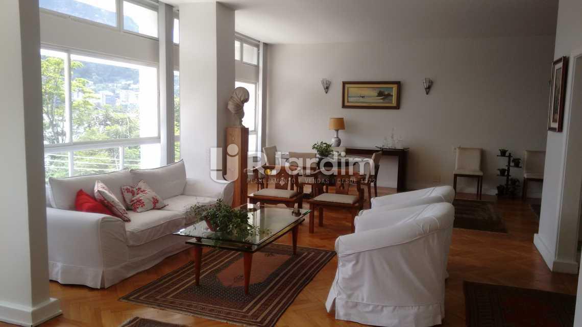 sala - Apartamento Padrão / 4 Quartos / Lagoa / Zona sul / Rio de Janeiro RJ - LAAP40370 - 5