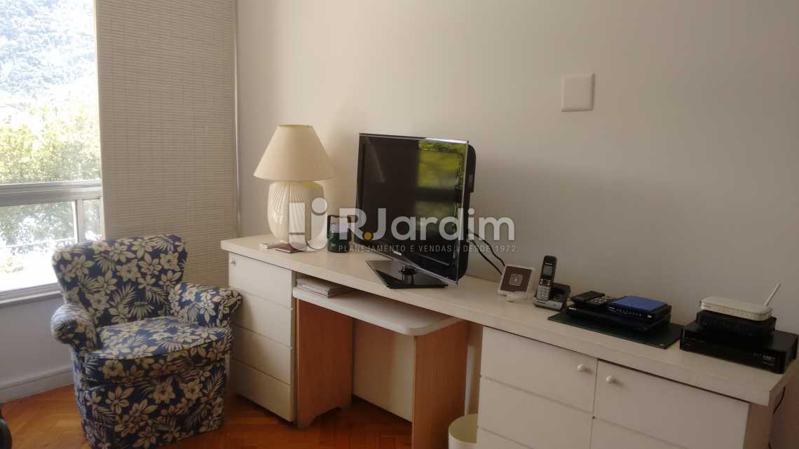 quarto/frontal - Apartamento Padrão / 4 Quartos / Lagoa / Zona sul / Rio de Janeiro RJ - LAAP40370 - 14