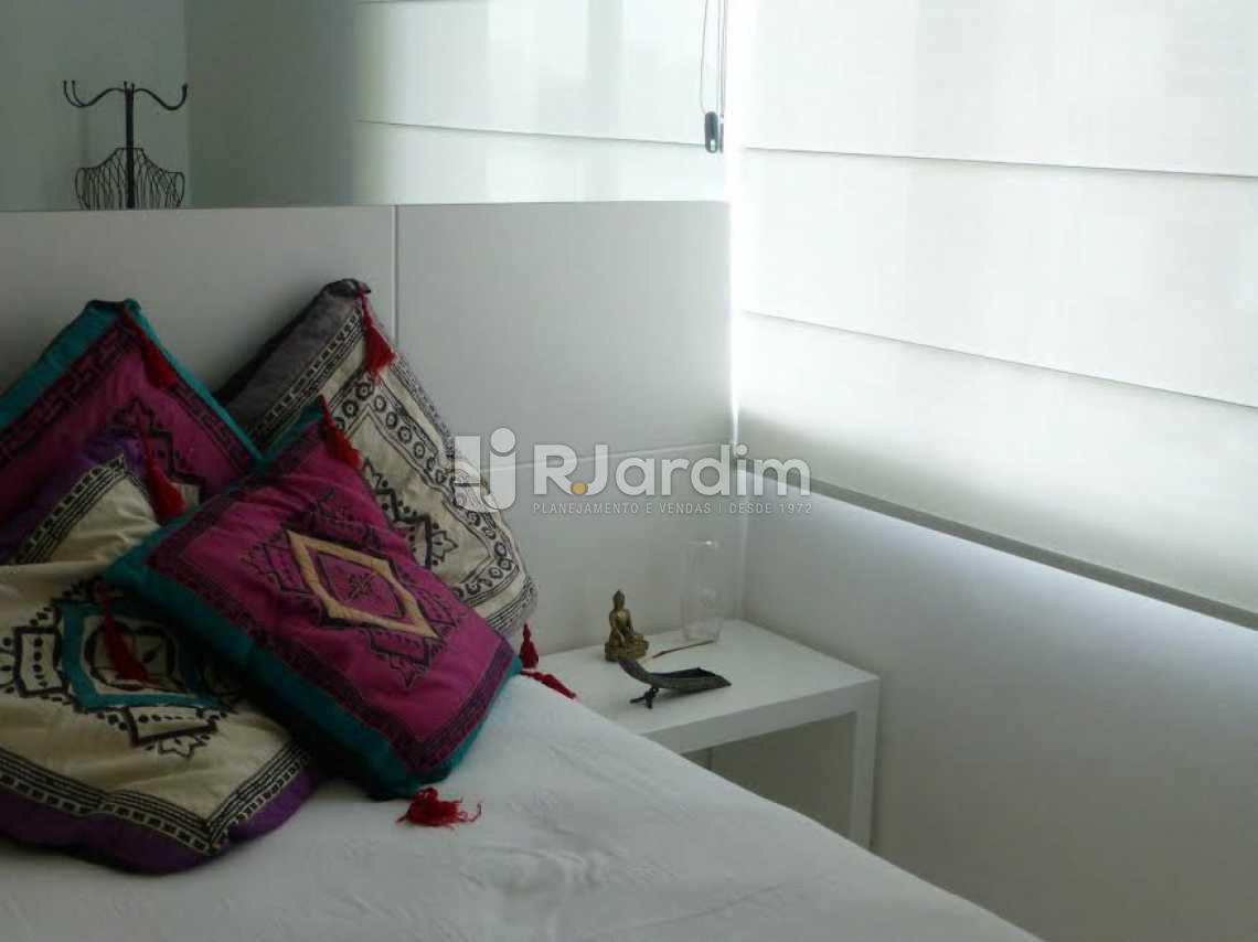 QUARTO DA SUÍTE - Apartamento 2 quartos para alugar Lagoa, Zona Sul,Rio de Janeiro - R$ 5.000 - LAAP20588 - 14