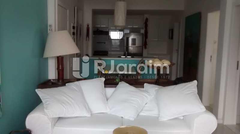 SALA - Apartamento 2 quartos para alugar Lagoa, Zona Sul,Rio de Janeiro - R$ 5.000 - LAAP20588 - 4