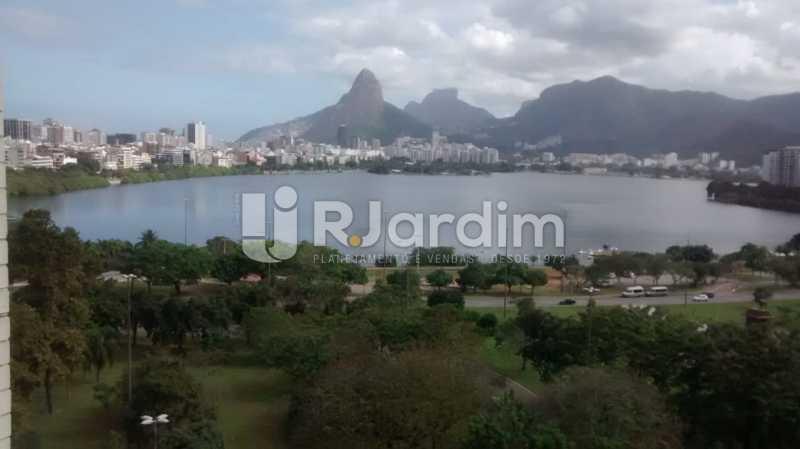 VISTA - Apartamento 2 quartos para alugar Lagoa, Zona Sul,Rio de Janeiro - R$ 5.000 - LAAP20588 - 1