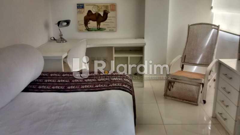 QUARTO  - Apartamento 2 quartos para alugar Lagoa, Zona Sul,Rio de Janeiro - R$ 5.000 - LAAP20588 - 10