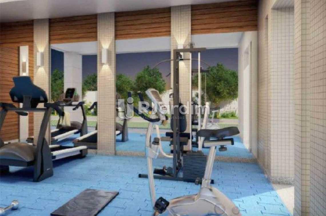 FITNESS - Barra Wave, Apartamento, Padrão, Residencial, Barra da Tijuca, Zona Oeste, Rio de Janeiro RJ - LAAP30835 - 7