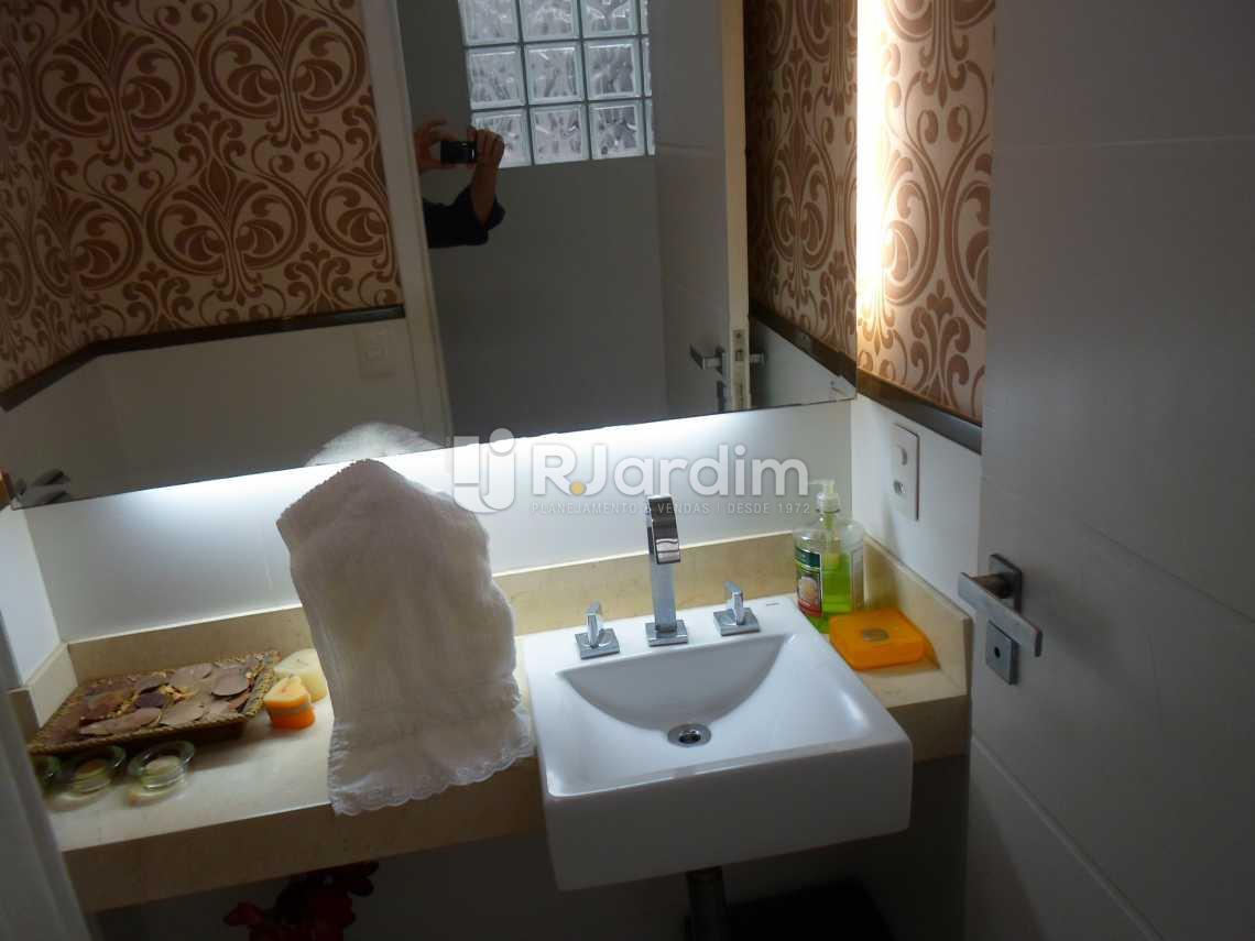 LAVABO - Imóveis Compra e Venda Copacabana 3 Quartos - LAAP30838 - 16